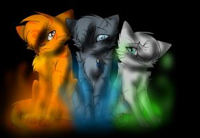 power of three by blackmuttofdoom