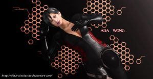 Ada Wong by Lilith-Winchester