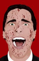 American Psycho by gorejuice