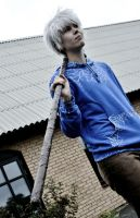 Rise of the Guardians - Jack Frost alone by HappyManga