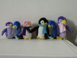 Penguins by fangs211