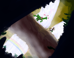 HPM - Cave One Lucky by birdmir