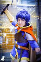 Ike (Fire Emblem) - Cosplay #2 by Echolox
