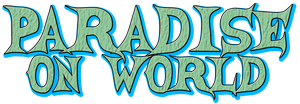 Paradise on World Logo by KingAsylus91
