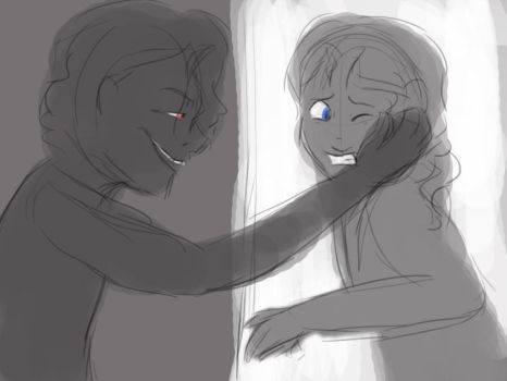Animatic - Alive, starring Lostfaith and Shadow by WhiteSingingWolf