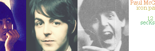 Paul McCartney icon pack by B-e-t-t-i-e