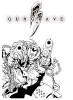 GUNGRAVE sketch by PIXEL-Of-DOOM