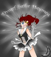 Dwarf Sailor Haumea by princessfromthesky
