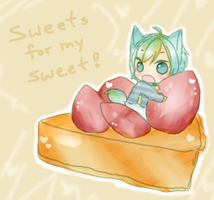 Sweets for Sweeties by WON-CHI