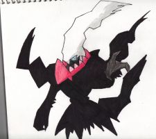 Darkrai by Asparticus