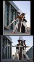 Zas Cosplay by fevereon