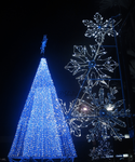 Chirstmas Lights by SolitariusWolf