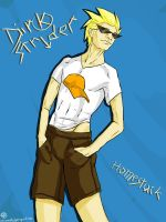 Strider Strider be mine by HorizontalProjection