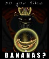 #1 Do you like bananas? by Mick-F18