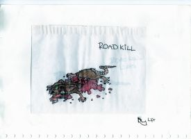 road kill by MooshuFezrit