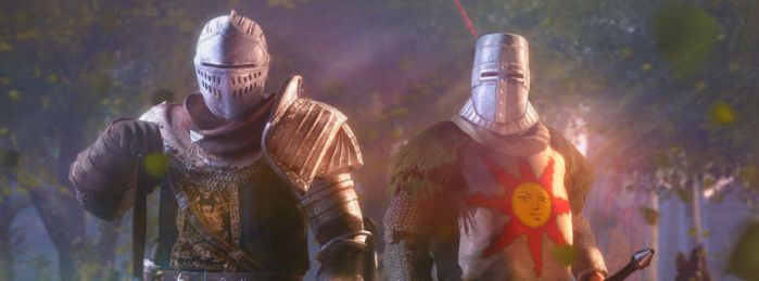 Dark Souls Timeline Cover Facebook by BioClay88