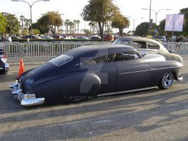Low Black Chevy by Jetster1