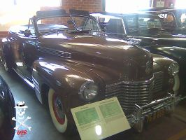 1941 Cadillac Convertible Coupe by CZProductions