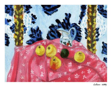about Matisse by TheLETS