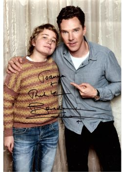 Cumberbatch and I by iJOKEx