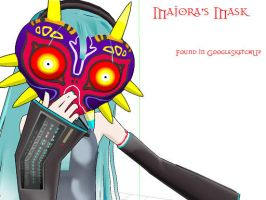 MMD- Majora's Mask -Download by MMDFakewings18