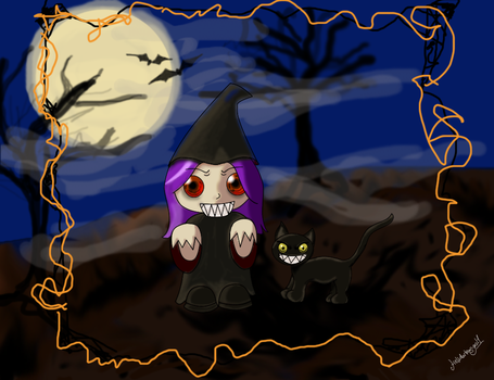 .:-HAPPY HALLOWEEN-:. by helldarkangel1