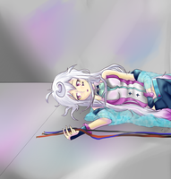 MAIKA: Fallen Wires by CeloTheImpossible