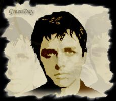 Green Day Cover Art by CoSZ