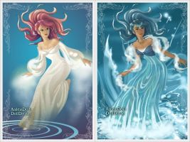 Water elements by ABCalex