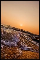 Dream of sunset waves by BaciuC