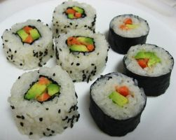 sushi by sushi-counter