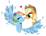 AppleDash Headshot by The-Queen-Of-Cookies