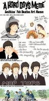 The Beatles meme by ayumi58