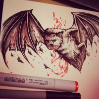 Bat's Blood by mmpninja