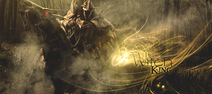 Witch king signature by RainofRaijin