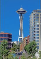 Space Needle by Mackingster