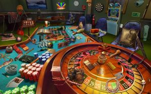 Casino Spin, hidden object game/hopa game by novtilus