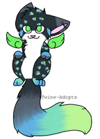 Custom Meepwi For - SushiiMutt by Twine-Adopts