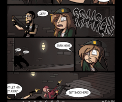 SLIDERS - L4D2 Comic by 0tacoon