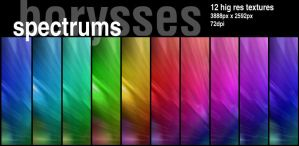 Abstract colour spectrums by borysses
