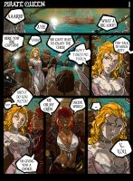 Pirate Queen - Page 1 by Ganassa