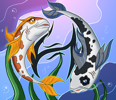 Pisces by JazylH
