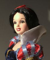 snow white ooak doll by lulemee