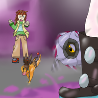 Clarice Vs Roxie by HoneyShuckle