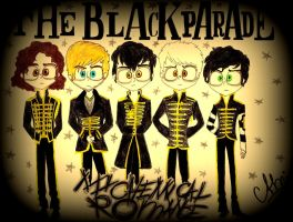 The Black Parade-2 by CamiGDrocker