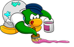 Green-penguin83 by Clubpenguinawesome