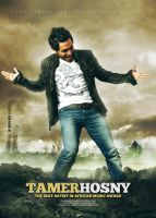 Tamer Hosny - Poster no.12 by adriano-designs