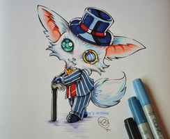 Gentleman Gnar by Lighane