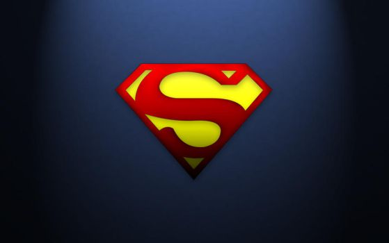 Superman (Christopher Reeve) Logo by SUPERMAN3D