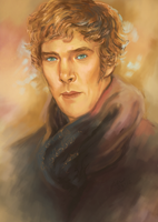 benedict cumberbatch by findmymind